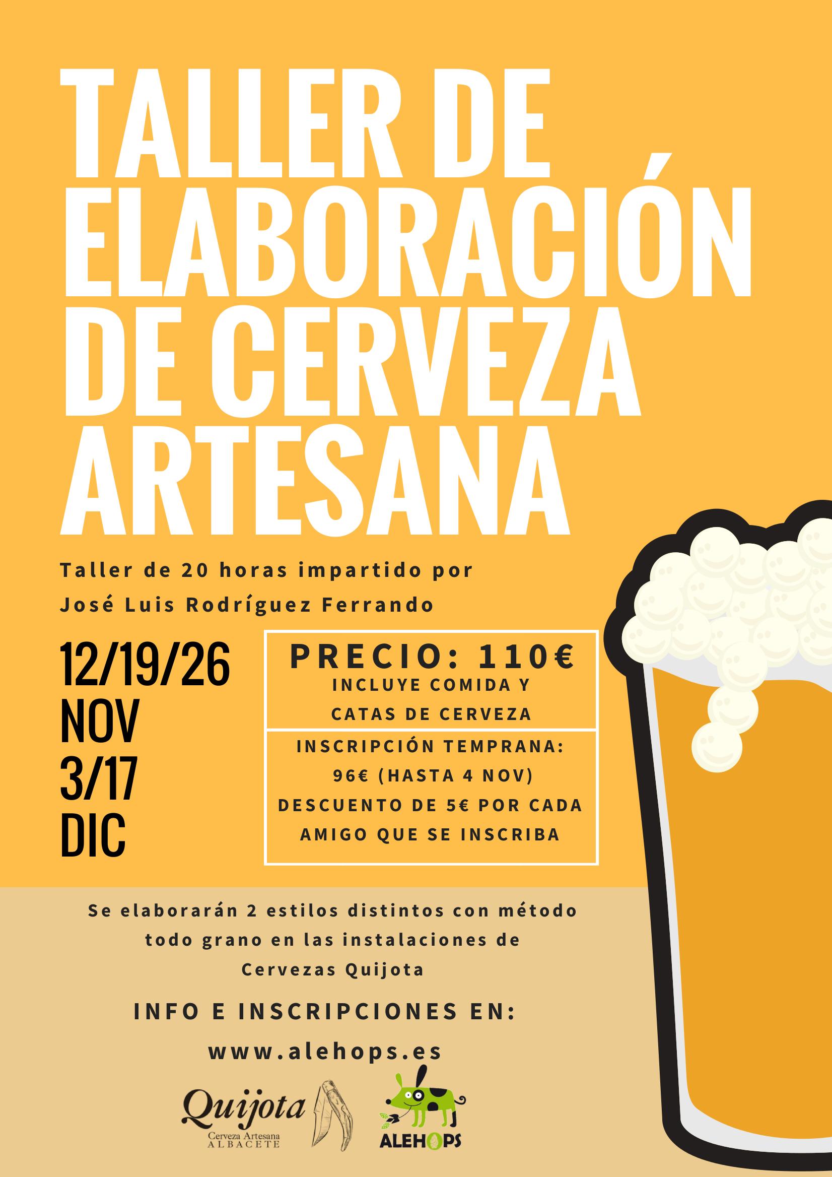 b47c1384e9f67 Alehops - Taller de elaboración de cerveza artesana